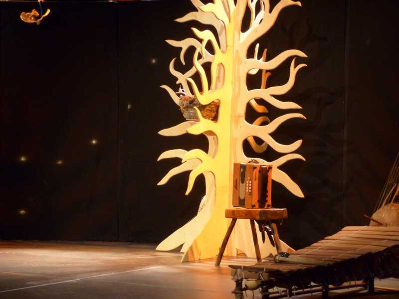 ARBRE ACCORDEON